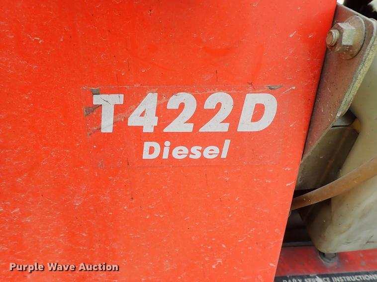 Jacobsen T422D lawn tractor | Item EH9222 | SOLD! May 7 Gove