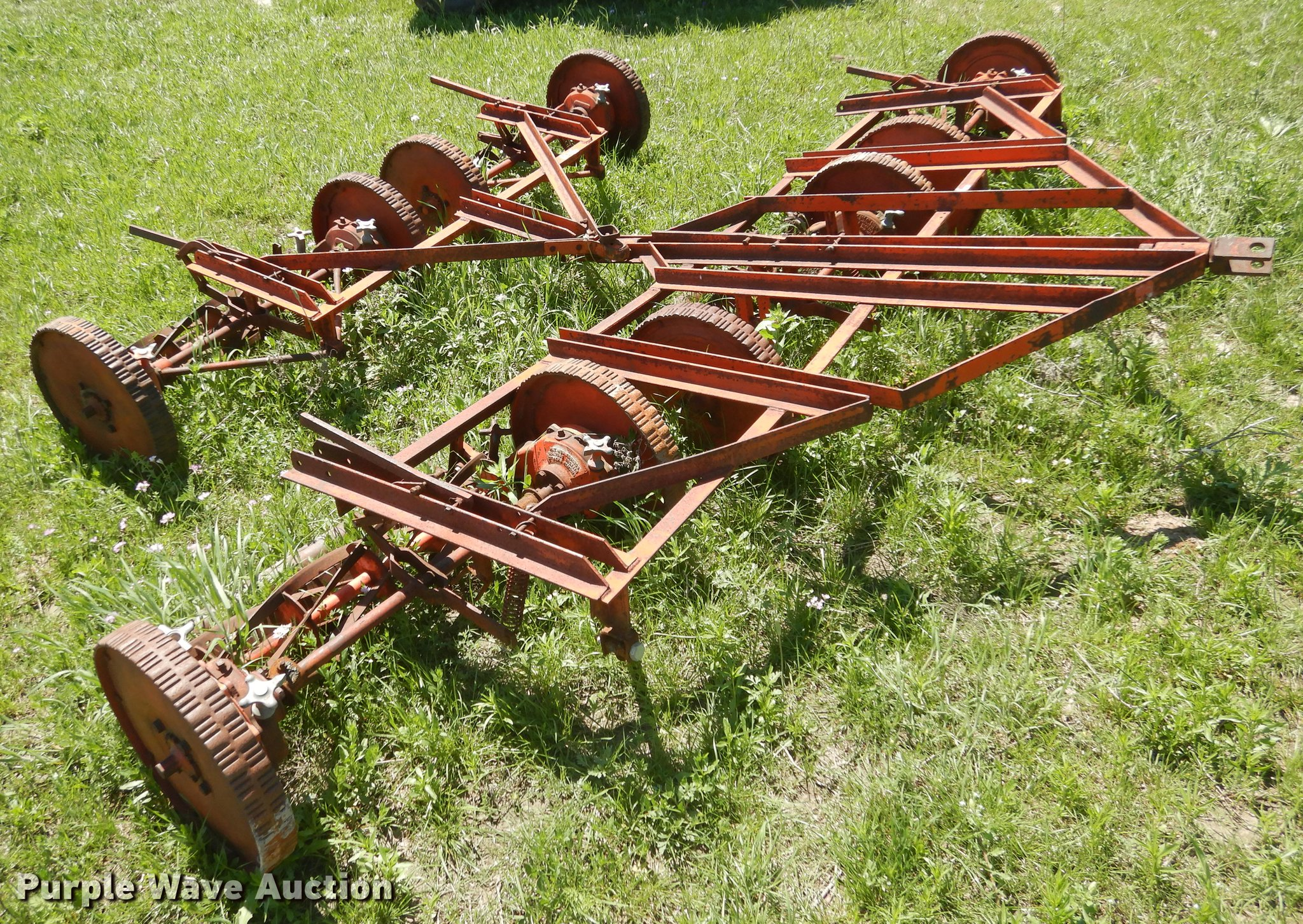 Worthington Jacobson reel mower | Item DK9814 | Wednesday Ma