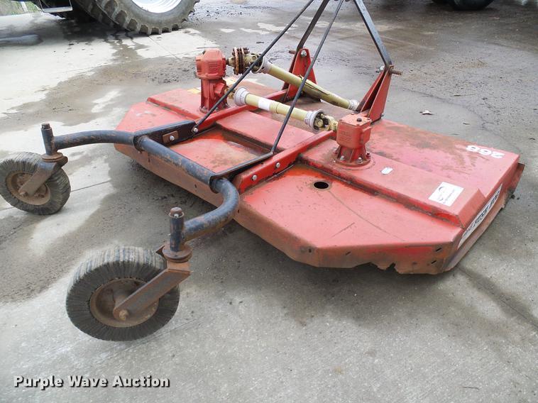 Bush Hog 268R rotary mower | Item DF7199 | SOLD! May 15 Ag E