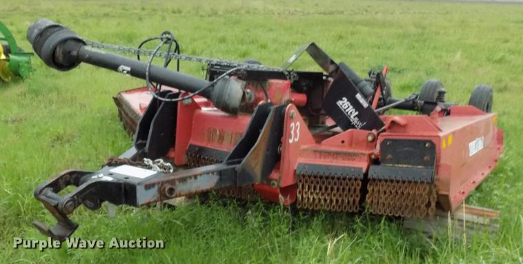 Bush Hog 2610 rotary mower | Item DB9707 | SOLD! May 22 Vehi