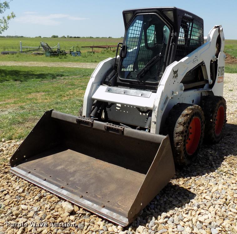 2007 Bobcat S185 skid steer | Item DB9717 | Wednesday May 22