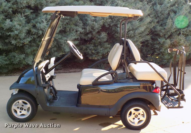 2010 Club Car Precedent Excel golf cart | Item DB9748 | SOLD