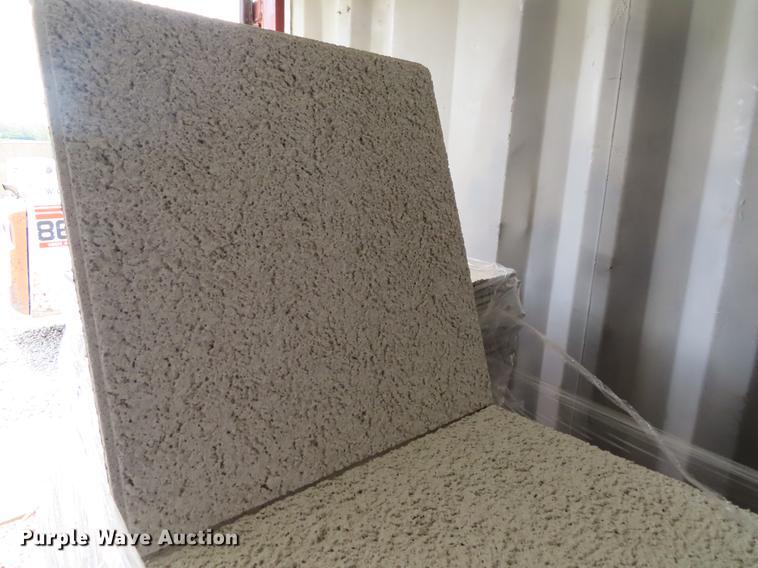Tectum ceiling tile in Topeka, KS   Item FJ9028 sold ...