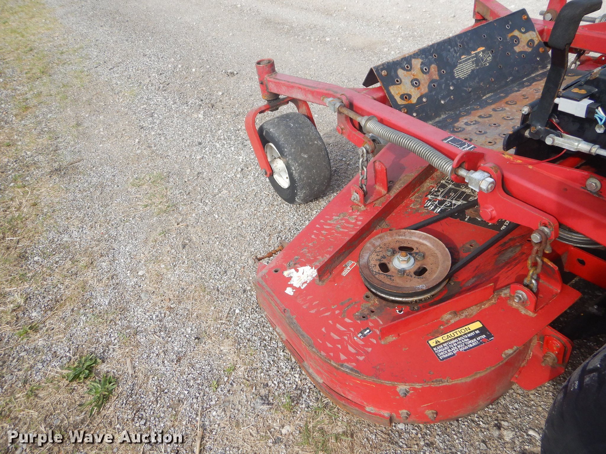 Toro Z Master 74244 ZTR lawn mower | Item FH9255 | SOLD! May