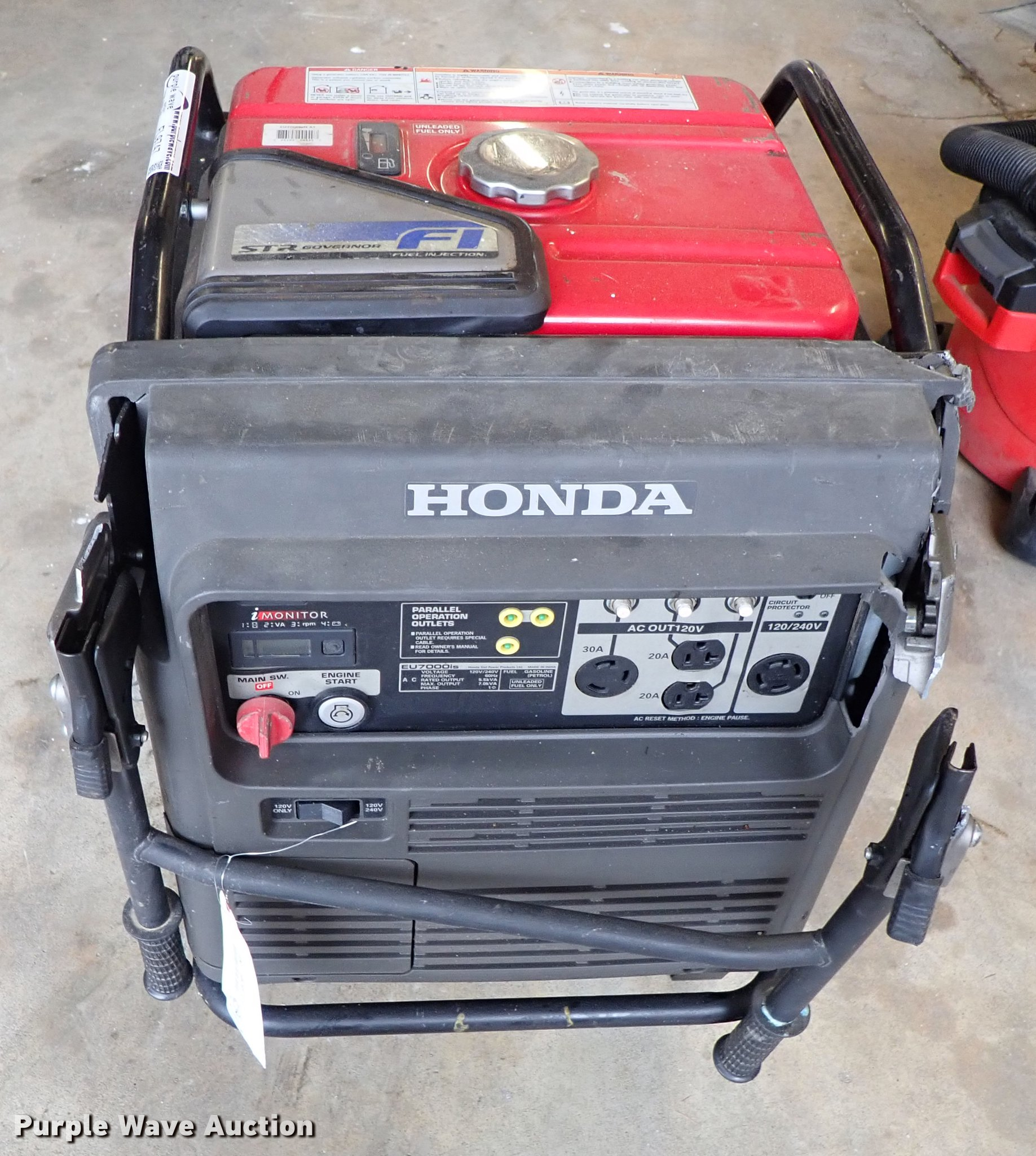 Honda Eu7000is Generator - Page 4 - 2019 honda civic