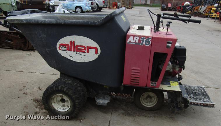 Allen Engineering AR16 power buggy | Item DF8021 | Thursday