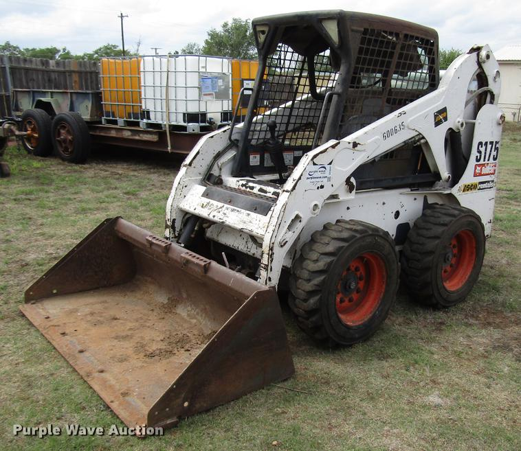 2006 Bobcat S175 skid steer | Item DF8041 | Thursday June 6
