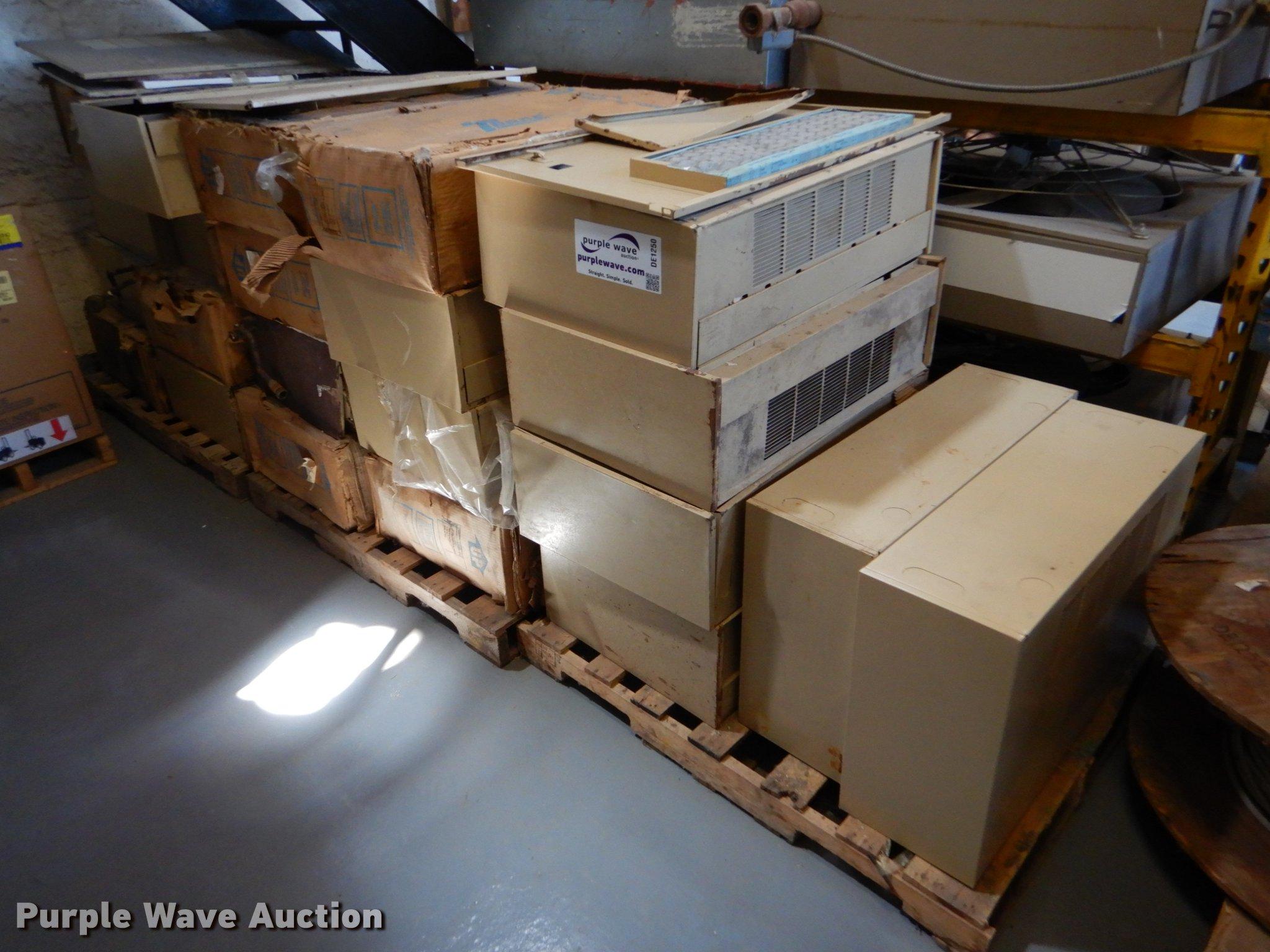 21) Trane D16A002 air conditioners | Item DE1250 | Tuesday