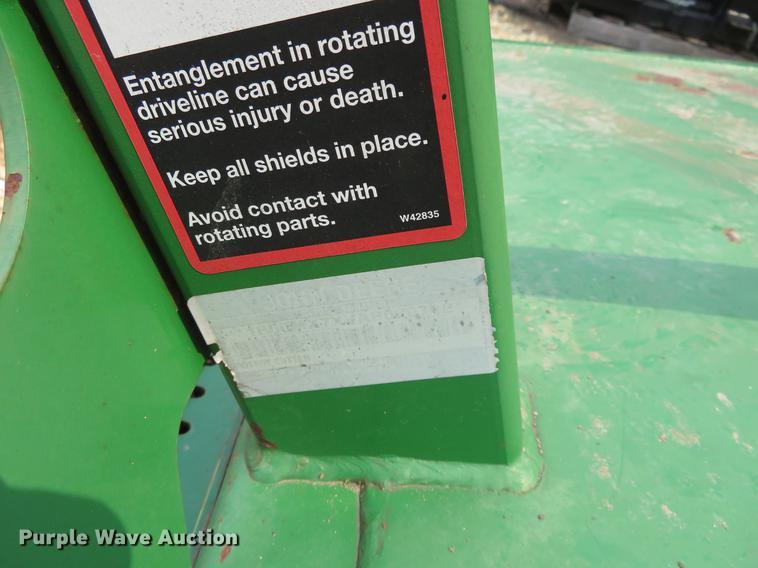 John Deere MX7 rotary mower | Item DD7070 | Wednesday June 2