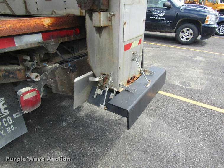 2008 Ford F550 Super Duty Crew Cab dump truck | Item DB2177