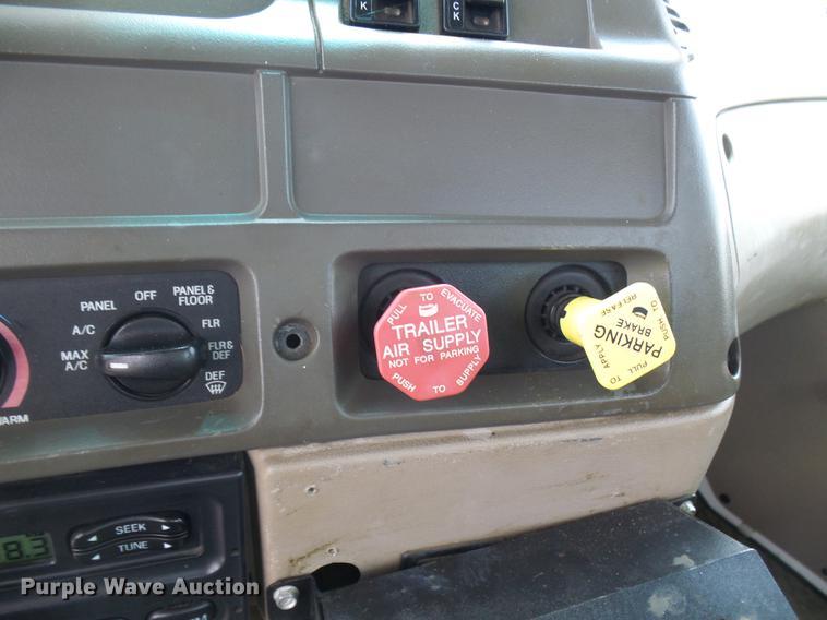 2007 Sterling Acterra digger derrick truck | Item DB2188 | T