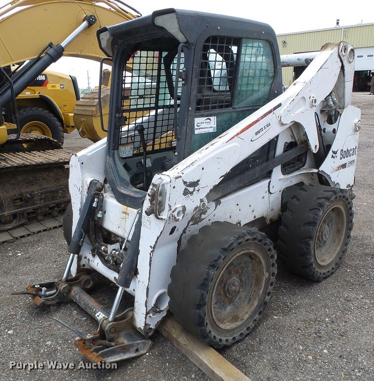 2014 Bobcat S650 skid steer | Item DC5134 | Thursday July 11