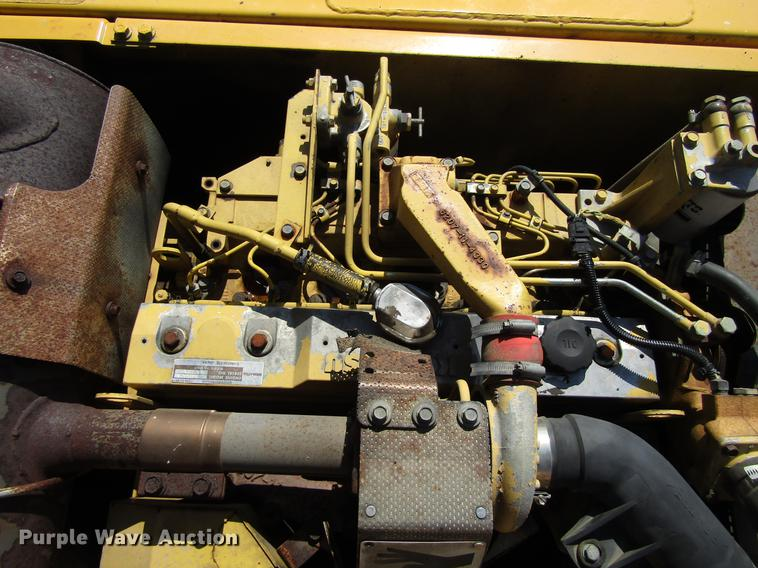 1994 Komatsu PC200-6 excavator | Item EU9680 | Thursday July