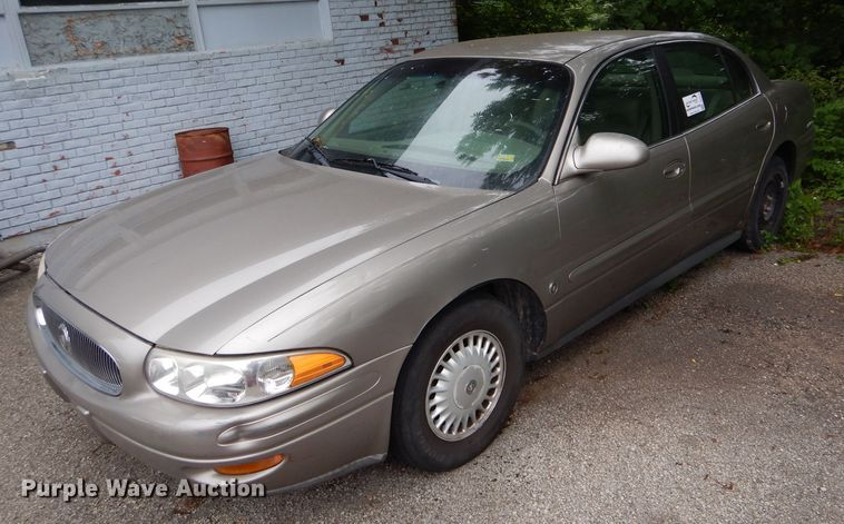 23+ 2001 Buick Lesabre Limited
