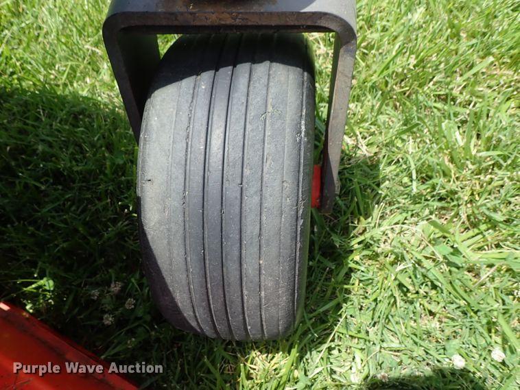 Kubota ZD326P ZTR lawn mower | Item DF1239 | Wednesday July