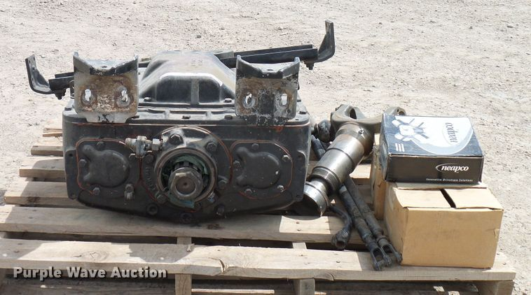 Spicer 1241C four speed auxiliary transmission | Item EP9635