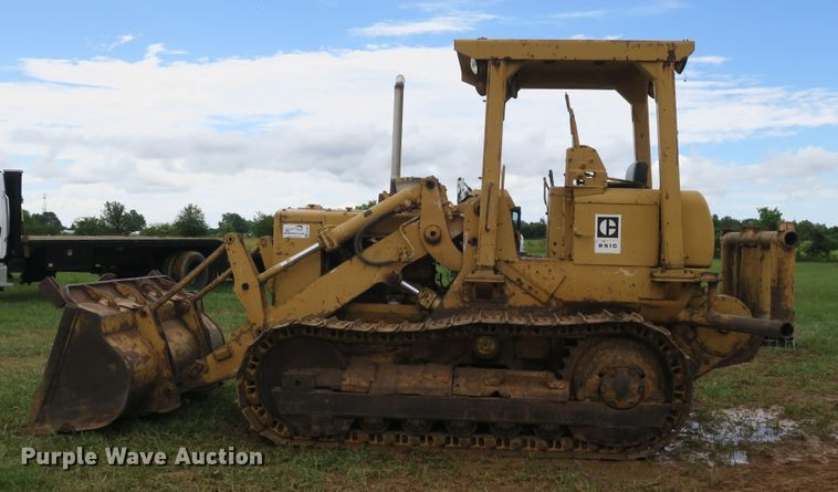 1980 Caterpillar 951c Track Loader