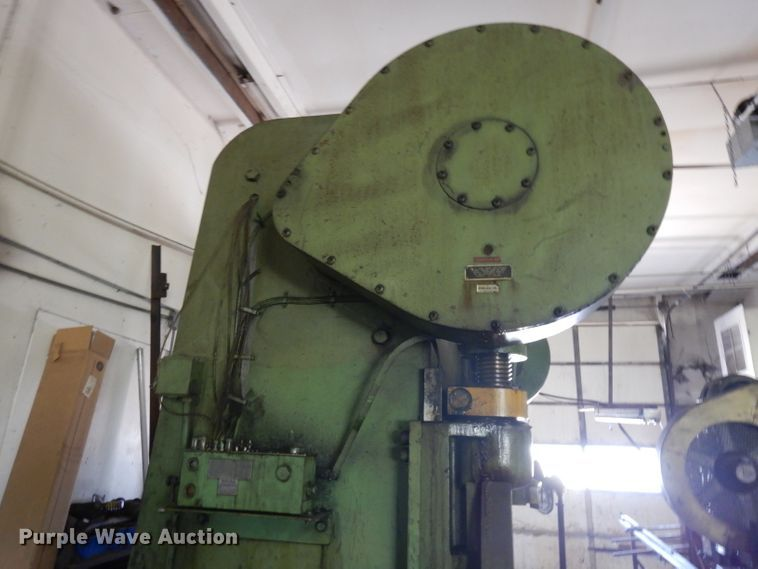 Cincinnati press brake | Item DW9474 | SOLD! August 21 Vehic