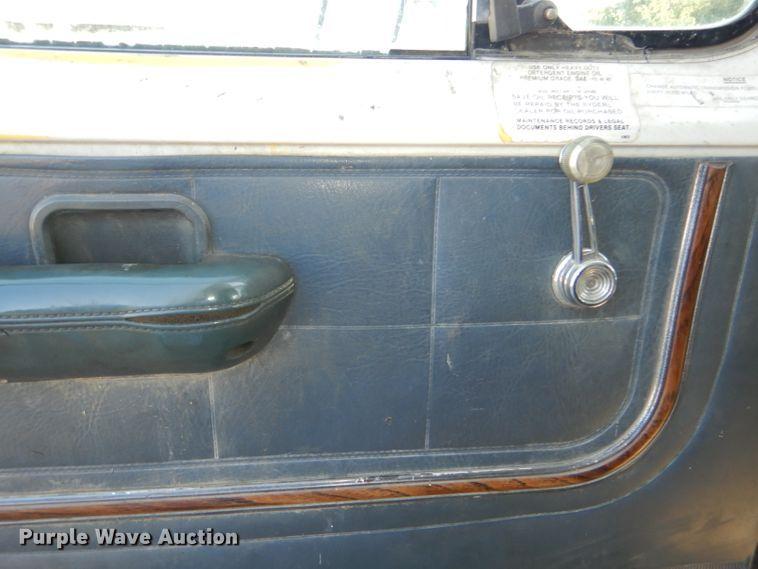 1989 Ford Econoline E350 Box Truck In Abilene Ks Item Dg4871 Sold Purple Wave