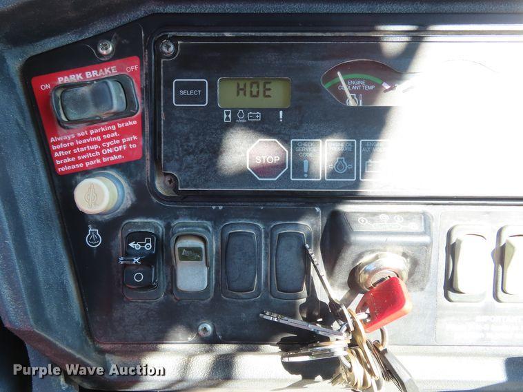 2006 John Deere 310SG Backhoe Item DD6374 Thursday Septe