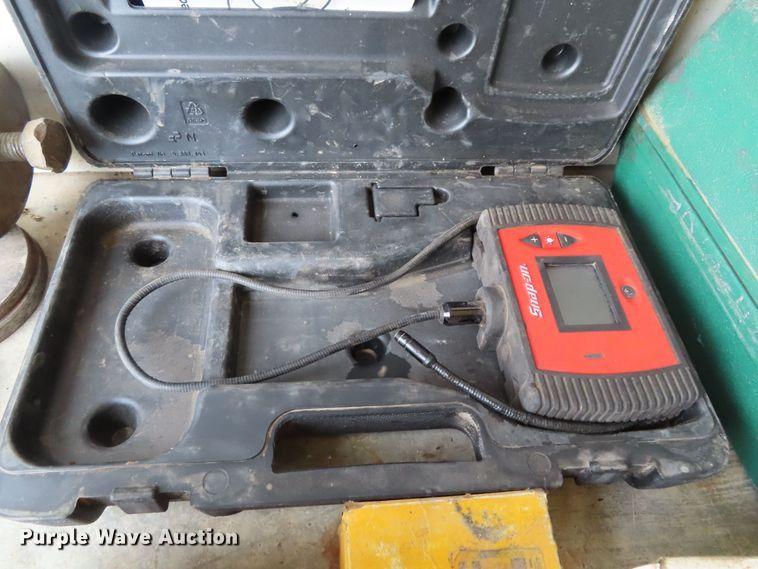 Caterpillar specialty diesel tools | Item FJ9229 | Thursday