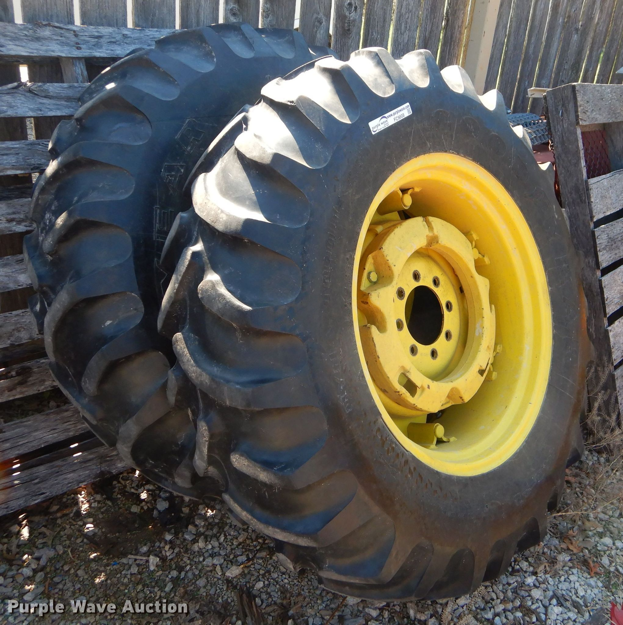 2 14 9 28 tires and wheels in parsons ks item fc9808 sold purple wave 14 9 28 tires and wheels in parsons ks