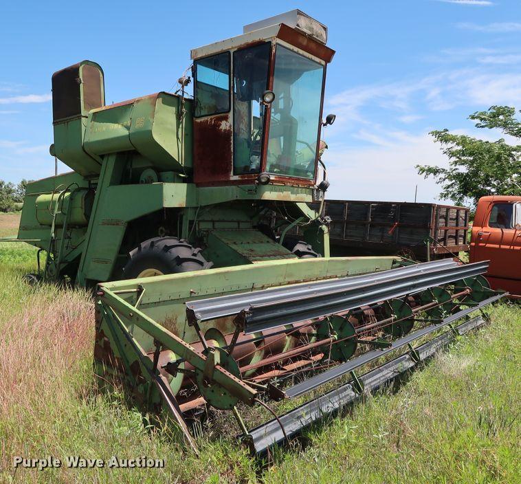 Public Auction Sale: Ag Equipment Auction - Manhattan, KS