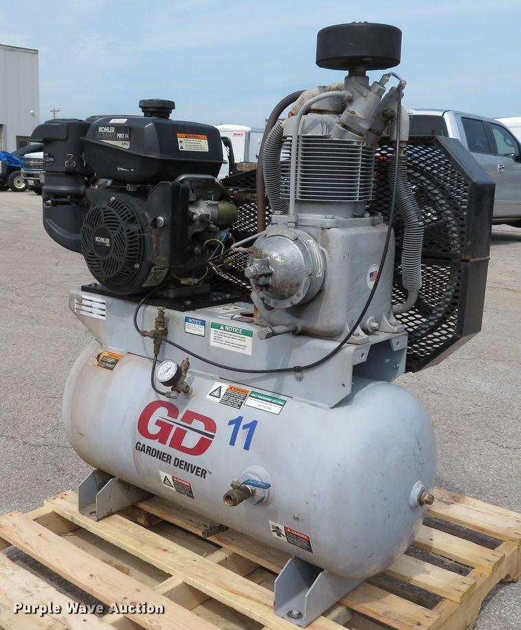 Gardner Denver HGR7-3K air compressor | Item EV9725 | Wednes
