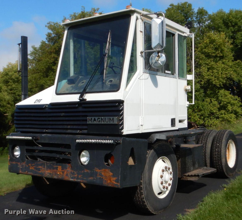 1989 magnum yard truck in hutchinson mn item fu9504 sold purple wave purple wave