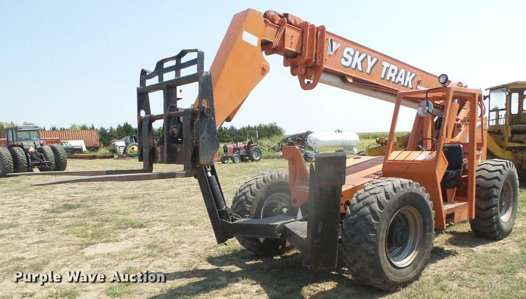 0 SkyTrak 10054