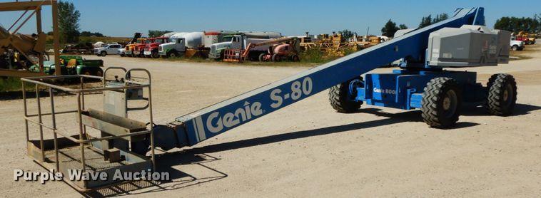 0 Genie S-80