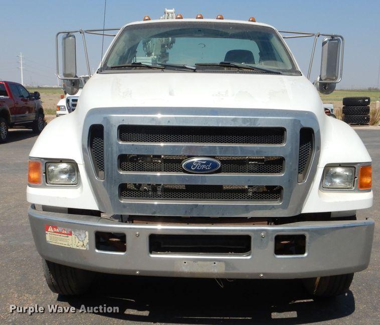 2007 Ford F650 Super Duty XL