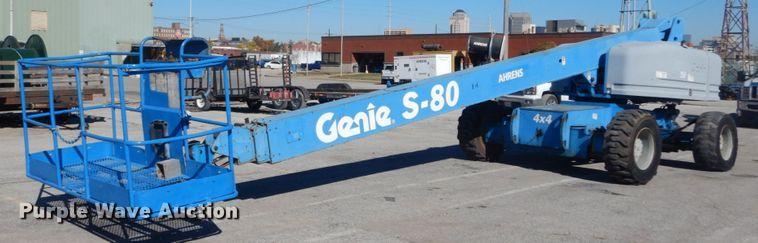 2004 Genie S-80