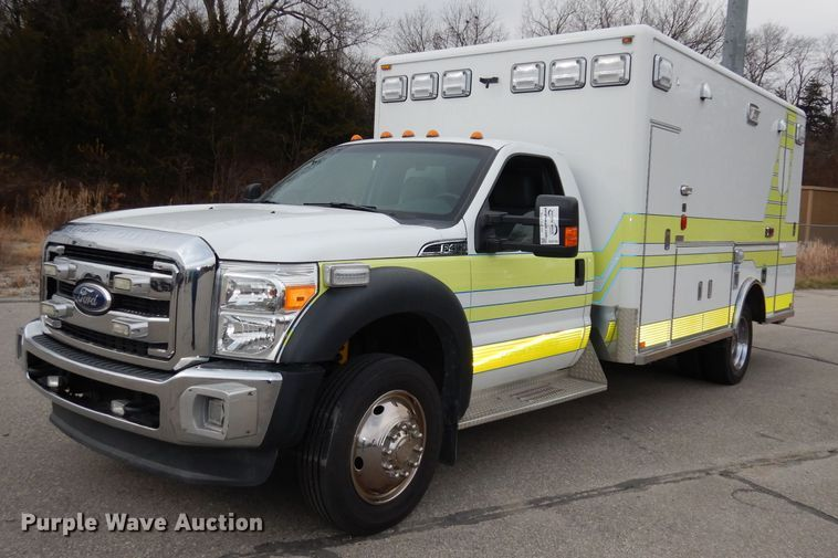 2012 Ford F450 Super Duty