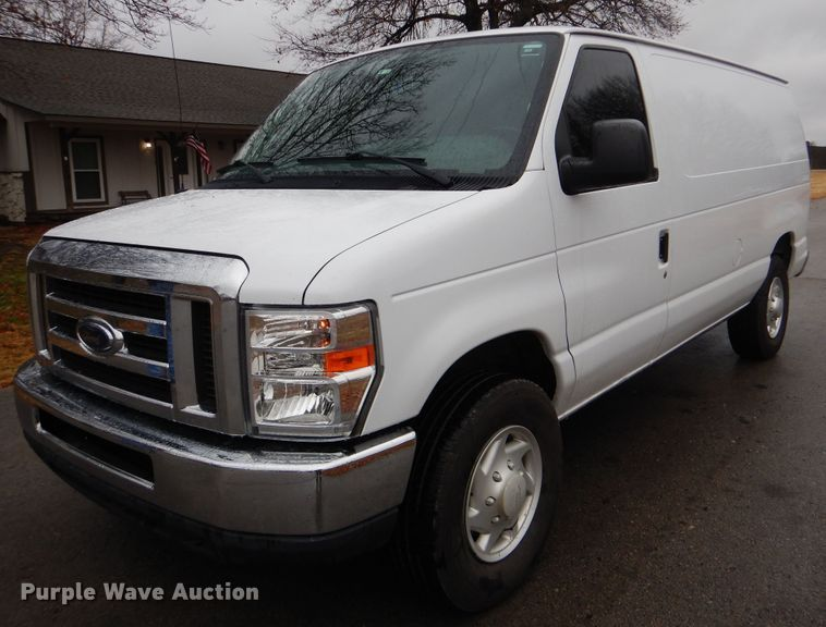 2014 Ford E250 Superduty