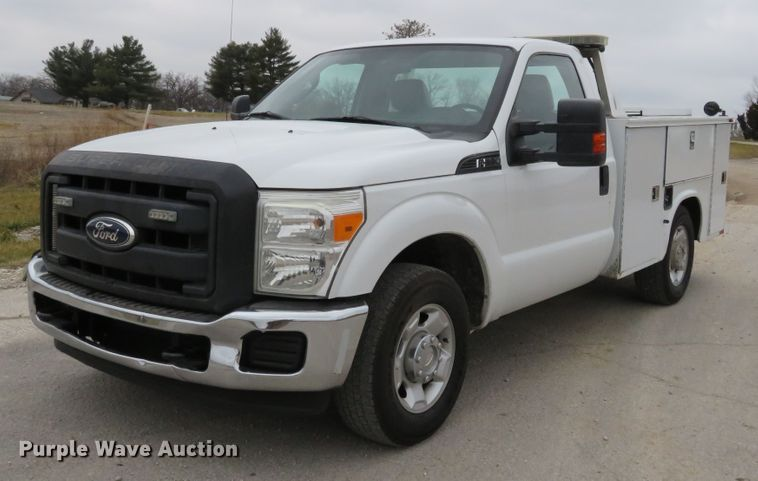 2011 Ford F350 Super Duty XL