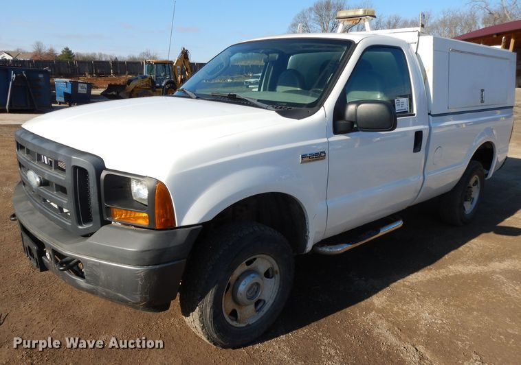 2006 Ford F250 Super Duty XL