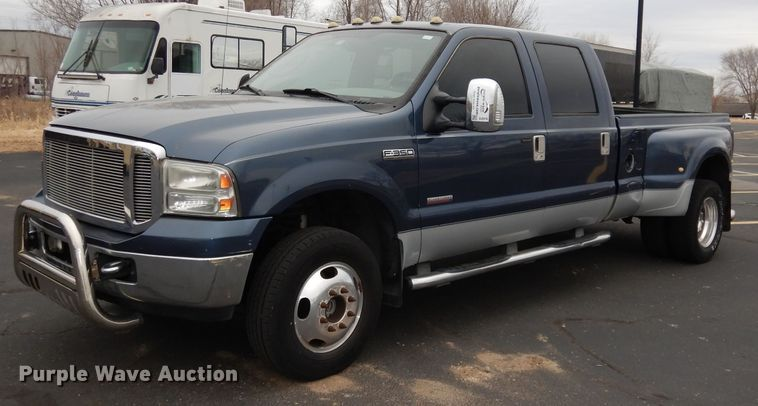 2007 Ford F350 Super Duty Lariat
