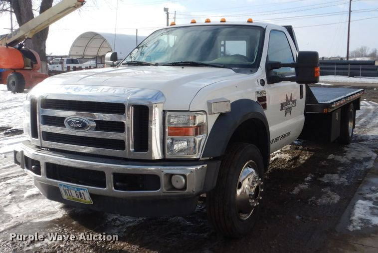 2009 Ford F450 Super Duty XLT Lariat
