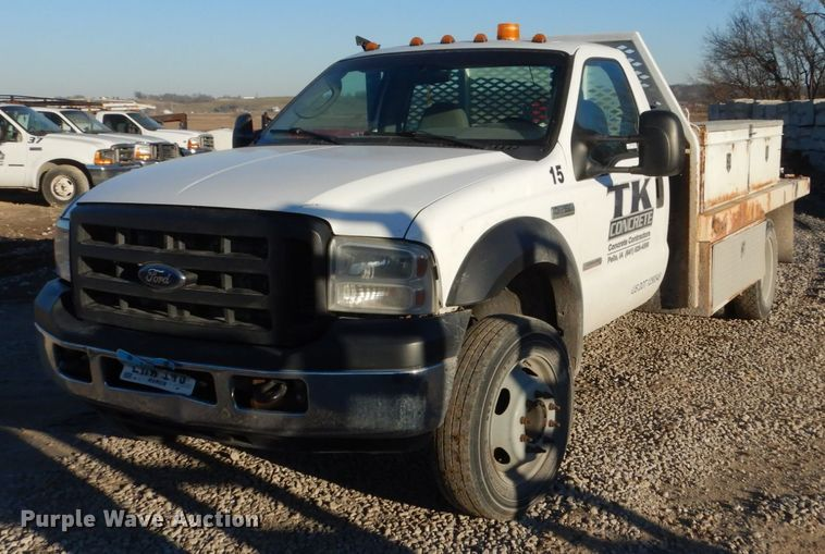 2006 Ford F450 Super Duty