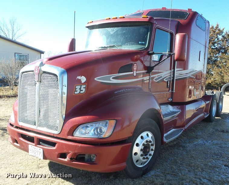 2008 Kenworth T600