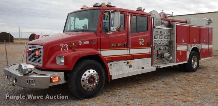 1996 Freightliner FL80