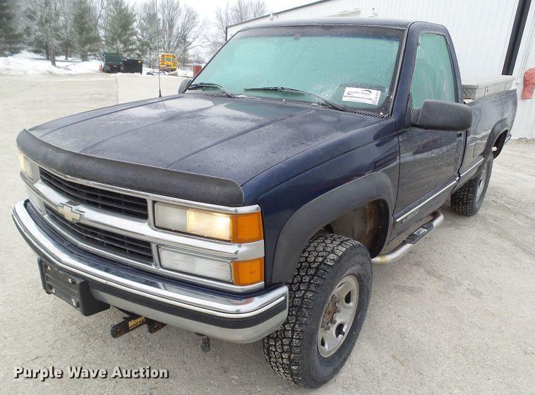 1998 Chevrolet Cheyenne 2500