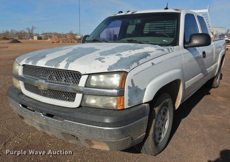 2004 Chevrolet 1500