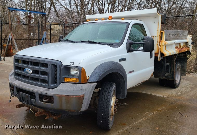 2005 Ford F450 Super Duty