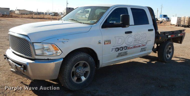2012 DODGE Ram 2500HD
