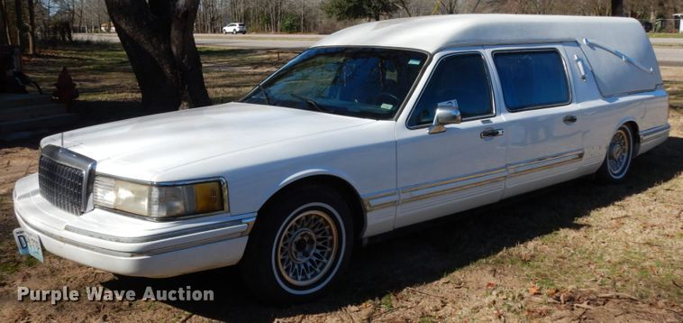 1994 Lincoln Electric Town Car