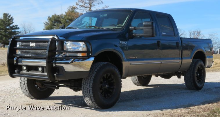 2000 Ford F250 Super Duty Lariat