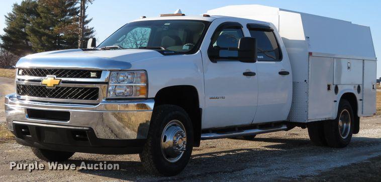 2012 Chevrolet 3500 HD