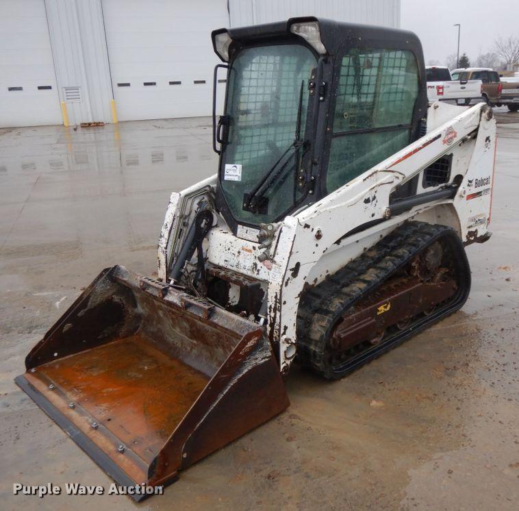 2015 Bobcat T450